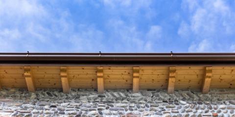 3 Benefits of Proper Gutter Installation, Dothan, Alabama