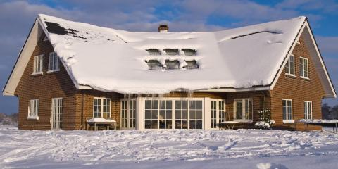 3 Types of Damage That Can Strike Your Roof in the Winter, New Milford, Connecticut