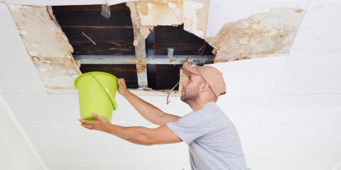 Tarheel Residential Roofing Shares 3 Tips for Finding Roof Leaks, Winston-Salem, North Carolina