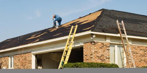5 Key Indicators You Need Roof Repairs, Chesaning, Michigan