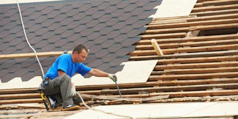Top 3 Indications That You Need a New Roof, Louisville East, Kentucky
