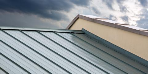 interested in metal roofing 3 types to consider chillicothe ohio