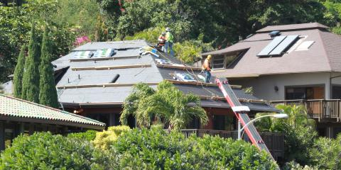3 Clear Signs of Roofing Damage, Honolulu, Hawaii