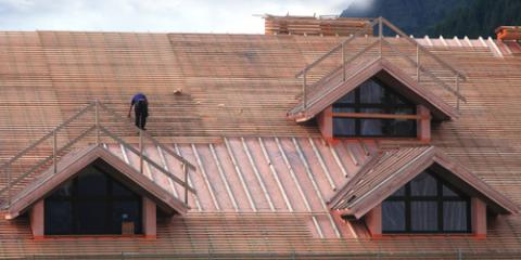 The Advantages Of Pitched Vs Flat Roofs February 9 2018
