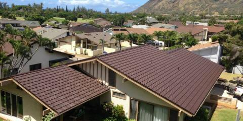 Damaged Roof? Don't Stress! Oceanview Roofing is Here to Help Repair Your Roof, Koolaupoko, Hawaii