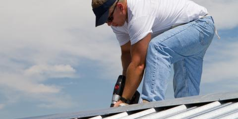 What to Expect During Commercial Roof Installation, Dothan, Alabama