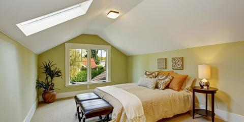 Elyria Roofing Experts List Ideal Spots for a Skylight, Elyria, Ohio