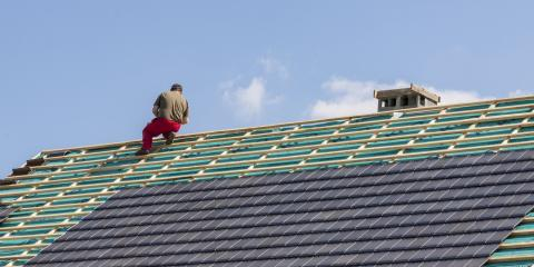 What Is the Difference Between Re-Roofing & Roof Replacement?, Kearney, Nebraska