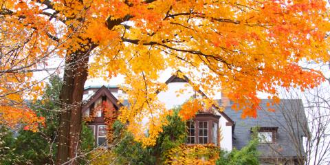 5 Roof Maintenance Tips for Fall, ,