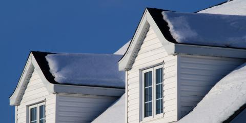 How Different Roofing Materials Hold Up in Winter, Wentzville, Missouri