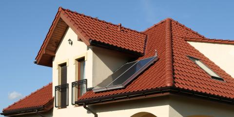 4 Benefits of Tile Roofing, Jenks, Oklahoma