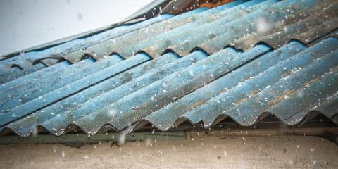 3 Ways to Address Roofing Damages After Hail, Graham, Texas