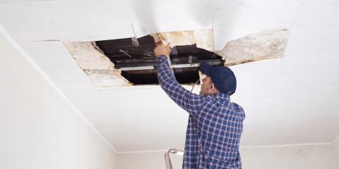 3 Common Ways to Fix Your Leaky Roof, Cincinnati, Ohio