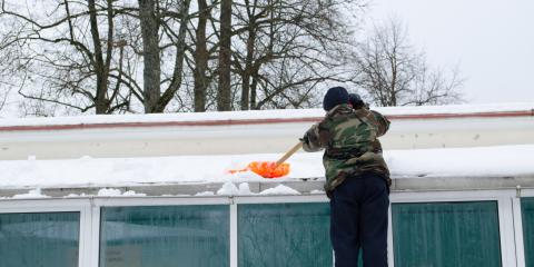 5 Winter Roof Maintenance Tips, Pine Lake, Wisconsin