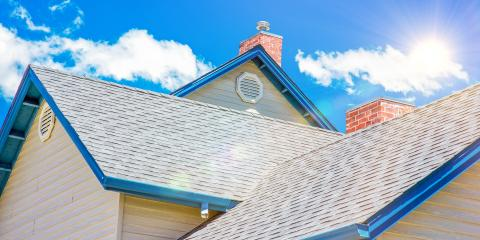 How the Summer Elements Affect Roofing Shingles, Perinton, New York