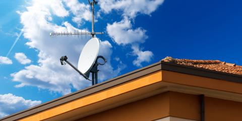 3 Ways a Satellite Dish Can Impact Your Roof, Kearney, Nebraska