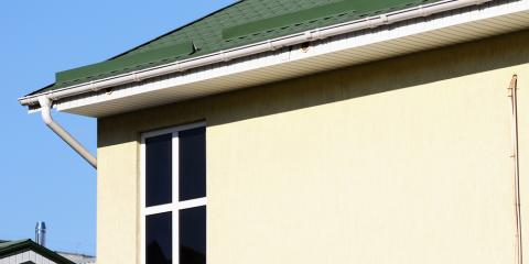 Roofing Experts: 3 Signs You Need New Gutters, Kirksville, Kentucky