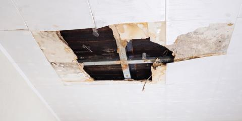 If You Have a Roofing Leak, Follow These 3 Tips to Address the Issue, Cincinnati, Ohio