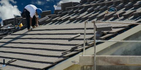 Why Tile Makes for an Excellent Roofing Material, Wisconsin Rapids, Wisconsin