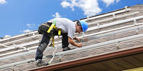 FAQs About Investing in New Roofing, Monroe, Connecticut