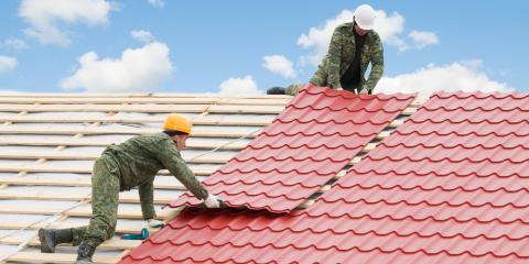 4 Primary Benefits of Metal Roofing, Dayton, Ohio