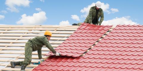 4 Primary Benefits of Metal Roofing, Dayton, Ohio