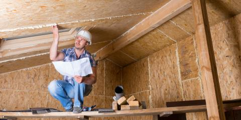 3 Tips to Spot Roof Leaks from the Attic, Savage, Minnesota