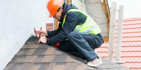 3 Reasons to Work With Insured Roofing Contractors, Fairport, New York