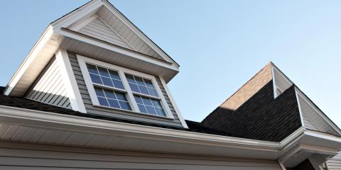 Lakeville's Top Roofing Contractors Explain Seamless Gutters, Lakeville, Minnesota