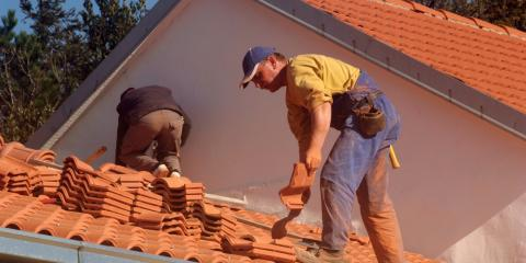 3 Signs It's Time to Schedule Roofing Repair, Newark, Ohio