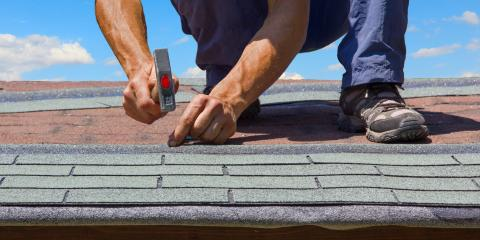 What's the Difference Between Asphalt & Rubber Shingles?, Perinton, New York