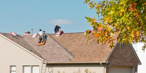 3 Signs You Should Replace Your Roof Shingles, Lakeville, Minnesota