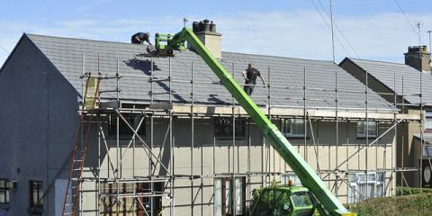 Roof Replacement: When It's Time to Consider a New Installation, Kannapolis, North Carolina