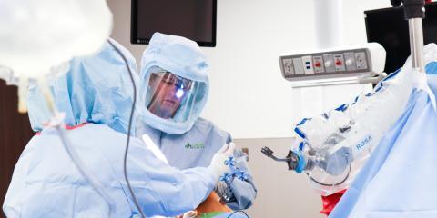 Coryell Health Offers Orthopedic Robotic Surgery, Gatesville, Texas