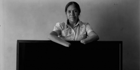 Rosa Moreno Honored with Illuminating Injustice Award, Austin, Texas