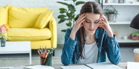 How Chiropractic Care Can Relieve Headaches, Rosemount, Minnesota