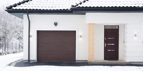 5 Ways to Prepare Your Garage Door for Winter, Rosemount, Minnesota