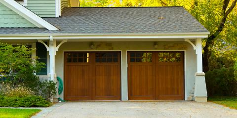 4 Issues That Commonly Affect Garage Doors, Rosemount, Minnesota