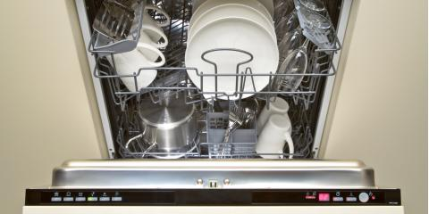 Keep Your Dishwasher Clean With 3 Simple Steps From Appliance Repair Pros, South Amherst, Ohio
