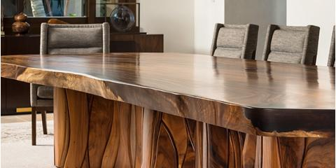 3 Factors to Consider When Designing a Wood Table, North Kona, Hawaii