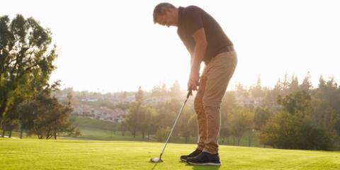 The Top 3 Health Benefits of Playing Golf, Ewa, Hawaii