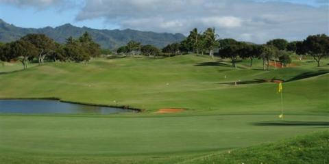 The Benefits of Playing at a Public Golf Course, Ewa, Hawaii