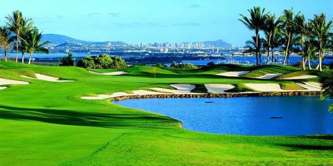Royal Kunia Country Club, Golf Courses, Services, Waipahu, Hawaii