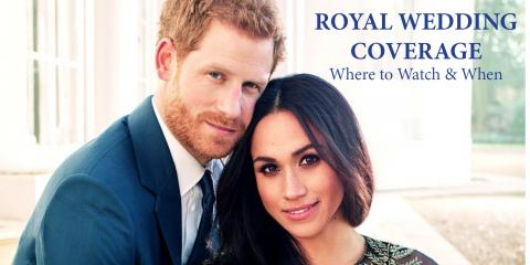 IS YOUR DVR SET FOR THE ROYAL WEDDING OR WILL YOU BE WATCHING IT LIVE?, Cook, Pennsylvania
