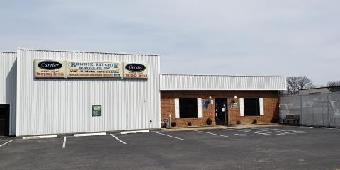 Ronnie Ritchie Service Co Inc. , Air Conditioning, Services, Waynesboro, Virginia