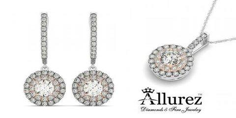 Give The Gift of Glitz This Holiday With Fine Jewelry From Allurez, Manhattan, New York