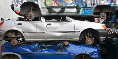 How Do Auto Salvage Yards Work?, Philadelphia, Pennsylvania