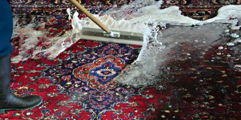 Invest in Regular Rug Cleaning to Extend a Rug's Lifespan, Georgetown, Kentucky