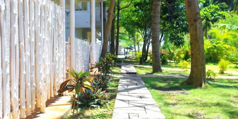 3 Awesome Ways to Add Visual Interest to Concrete Sidewalks, Honolulu, Hawaii