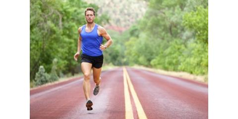 A Fitness Center Outlines a Healthy Nutrition Plan for Marathoners, Maryland Heights, Missouri